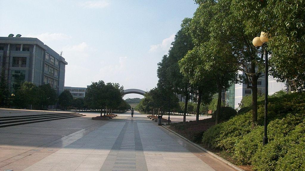 Real Wuhan Institute of virology