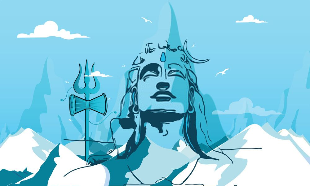The legend behind Lord Shiva's ash smeared body