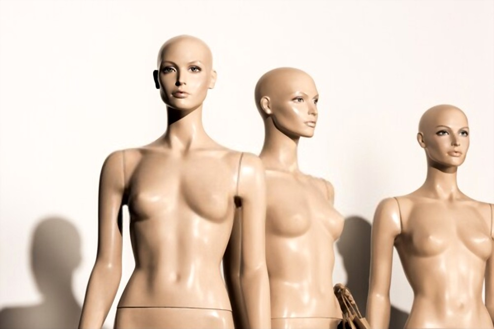 What mannequins are these?