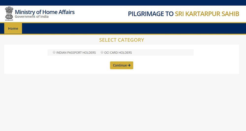 Where to register for the Kartarpur Corridor visit