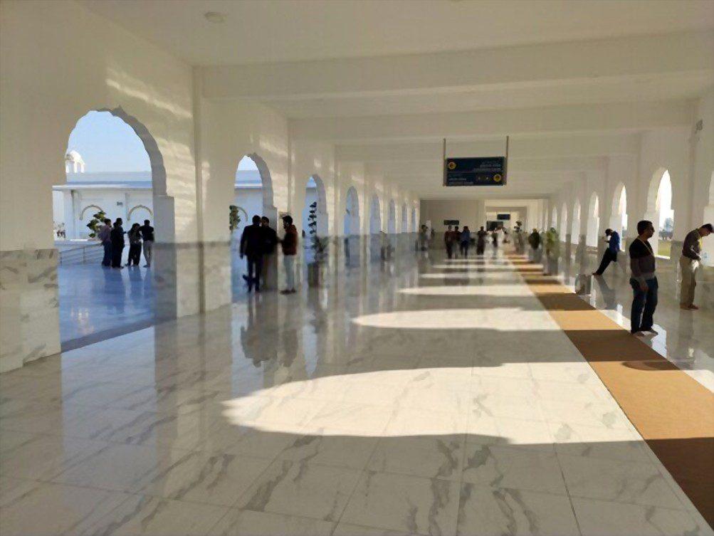 Who can use the Kartarpur Corridor
