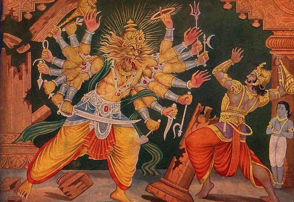 he Legend of Evil King Hirankashyap