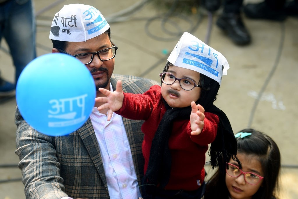 major reasons that led to the victory of Arvind Kejriwal led AAP