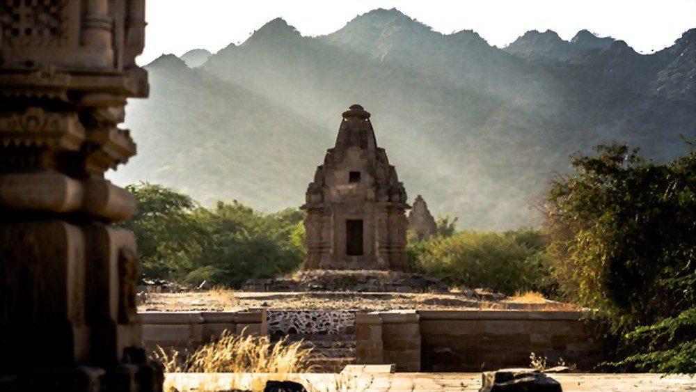 Ancient Hindu Temple of Kiradu, Barmer, Rajasthan, built by Gupta Dynasty