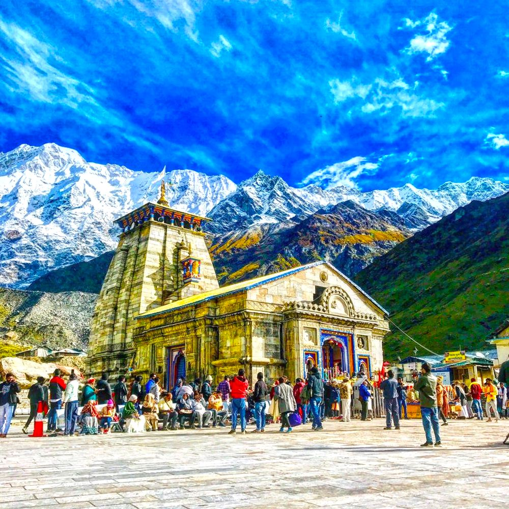 History and significance of Kedarnath temple