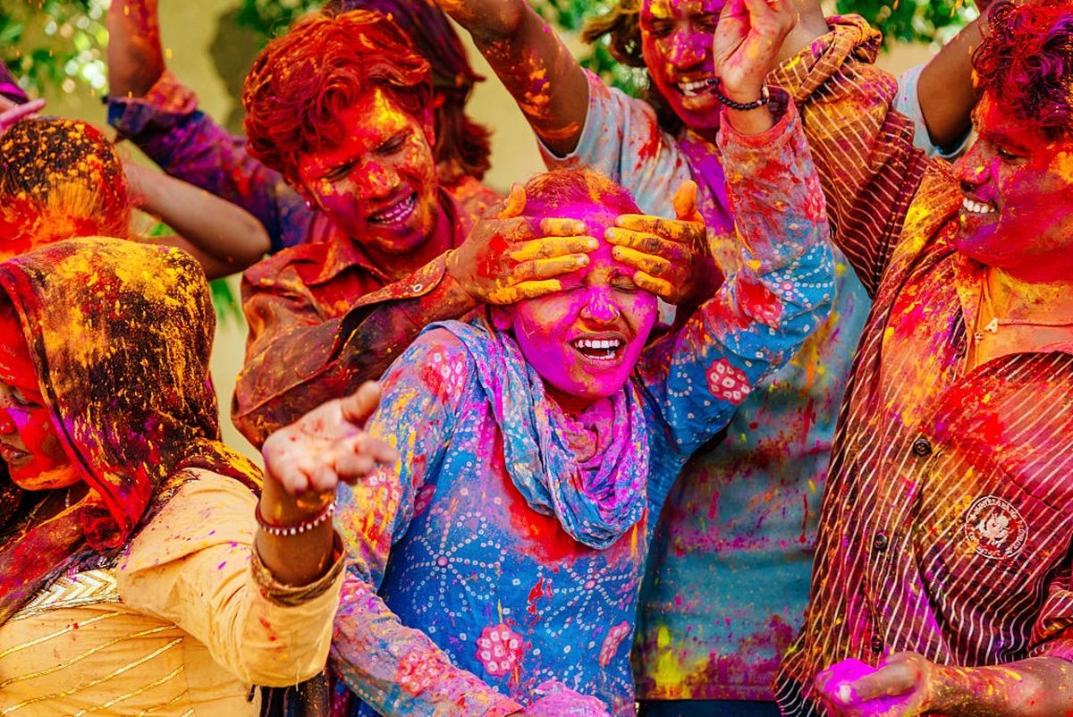 Holi Celebrations in India Can be Seriously Impacted by Coronavirus Outbreak