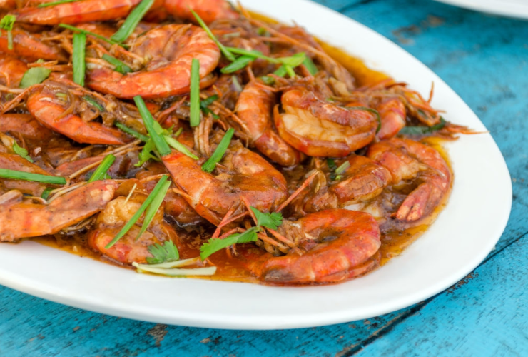 Indian Shrimp Curry