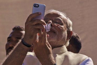 Sorry PM Modi isn't Going to Giving Away his Social Media Accounts
