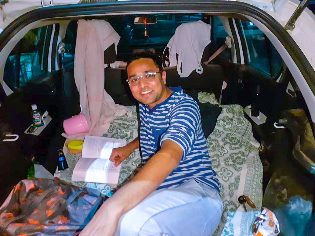 Bhopal Doctors On COVID-19 Duty Live In Their Cars To Protect Families