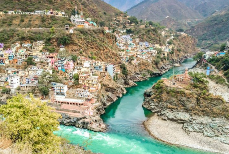 Ganga River Water Now Even Drinkable in Rishikesh and Haridwar After Lockdown