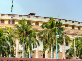 Lok Sabha Secretariat Staffer Tests Positive For COVID-19