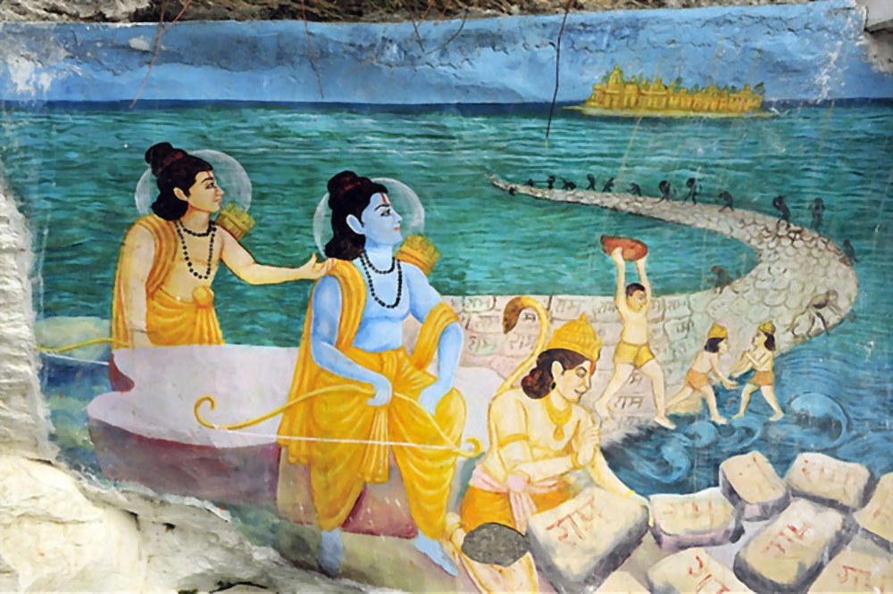Lord Ram is not aware the he is a god in original version of Ramayana