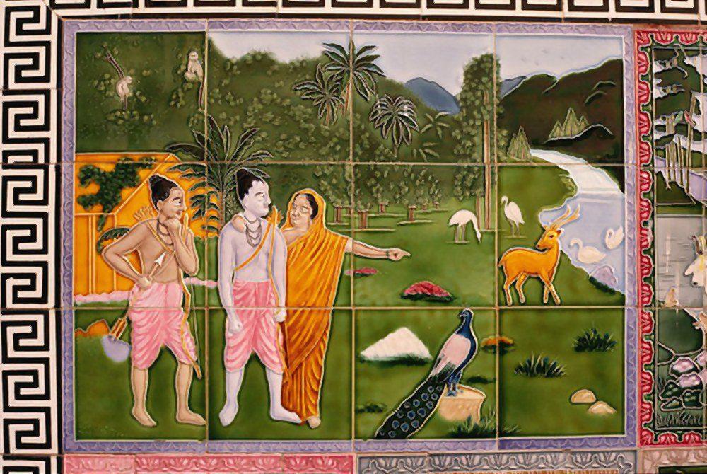 There is no Lakshaman Rekha in Valmiki Ramayana
