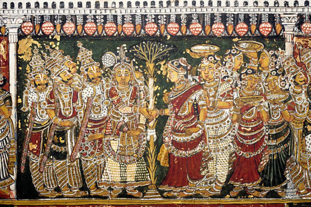 There was no Swayamvar for Sita