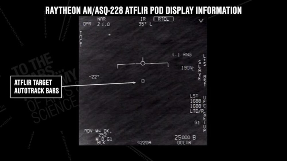UFO video confirmed by Pentagon to be genuine