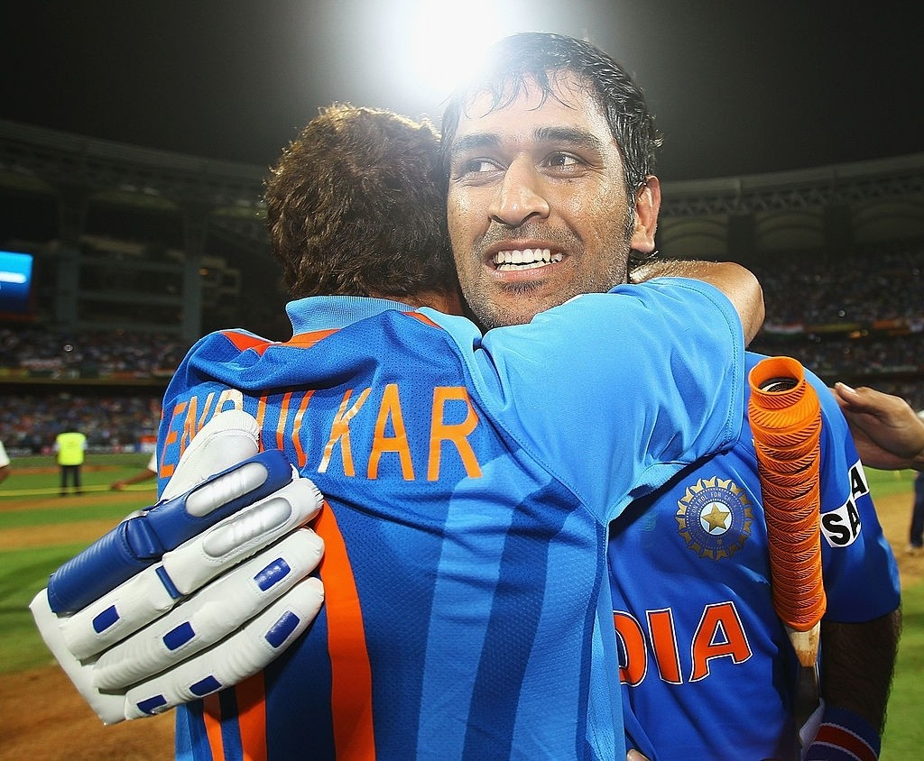 Dhoni Retires From Internation Cricket