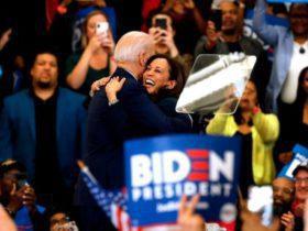 Kamala Harris Says Biden Broke a Substantial barrier to Pick Her as Running Mate