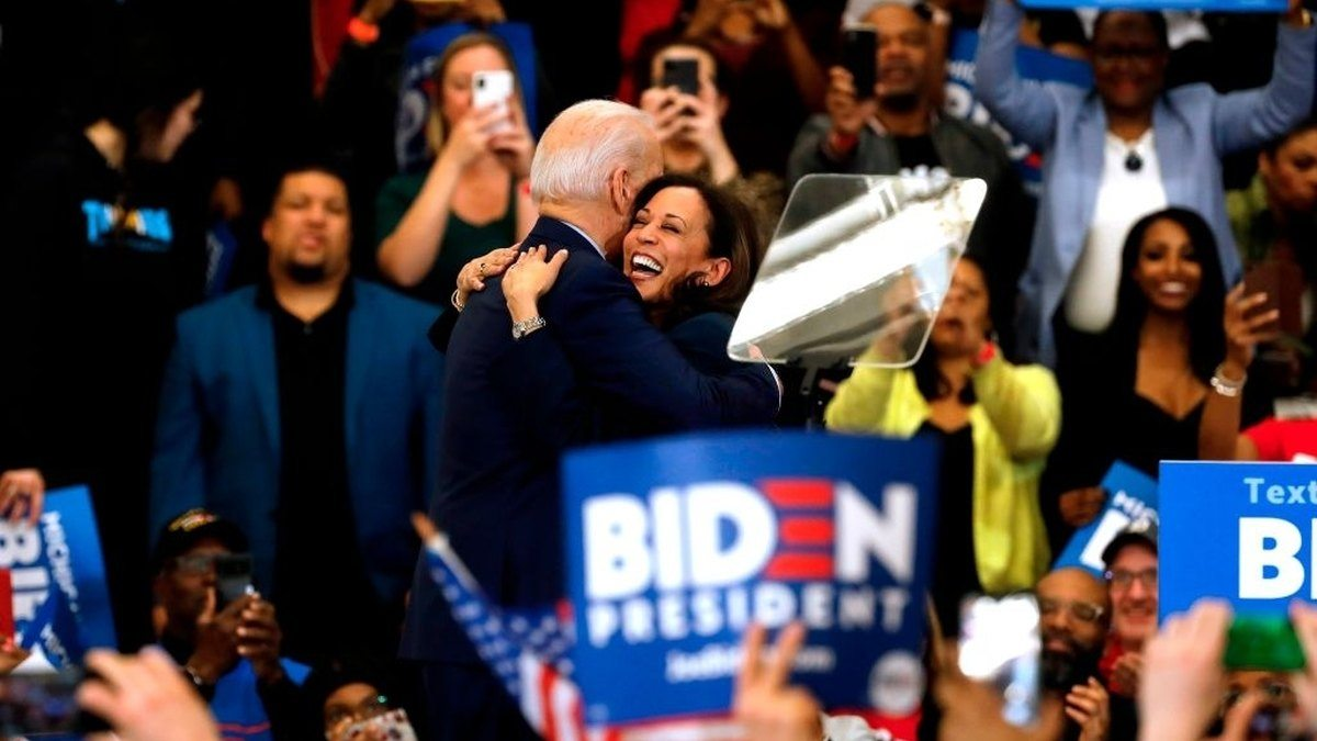 Kamala Harris Says Biden Broke a Substantial barrier to Pick Her as Running Mate