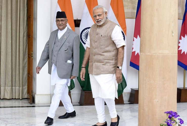 Modi Gets a Call From Nepal PM, First since Map Row, 'to Discuss Bilateral Issues'