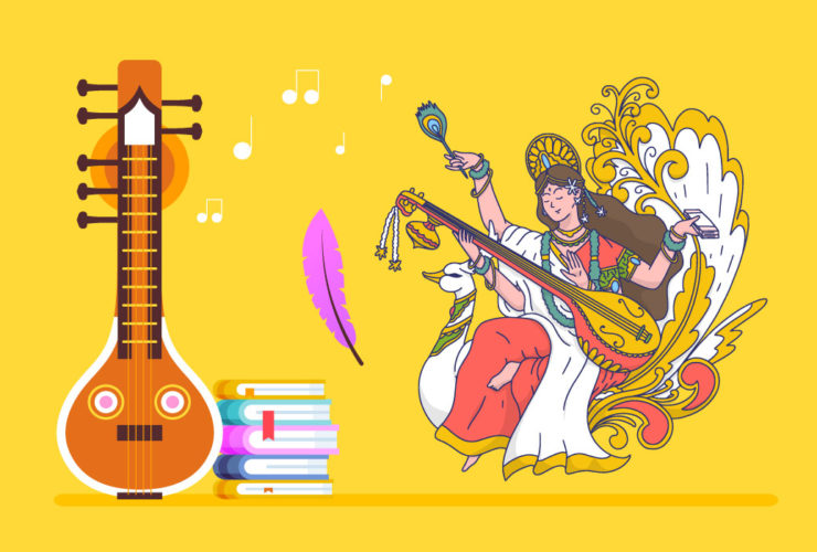 Amazing Facts About Basant Panchami, Saraswati Puja