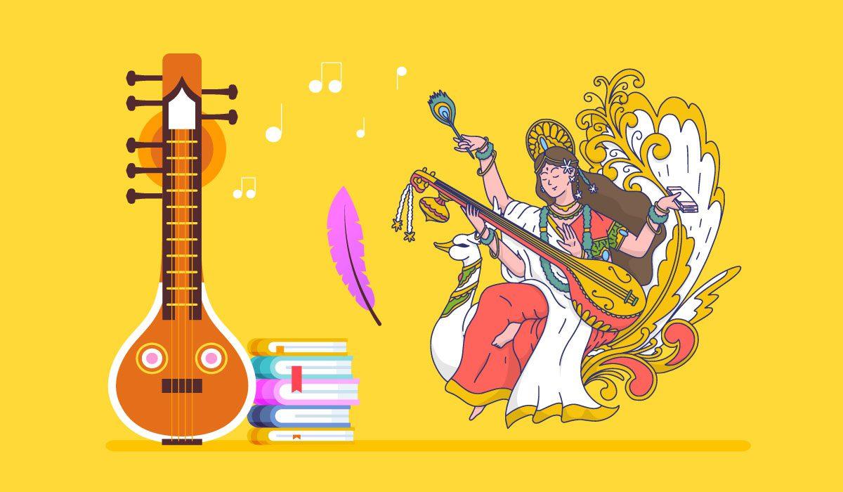 Amazing Facts About Basant Panchami, Saraswati Puja