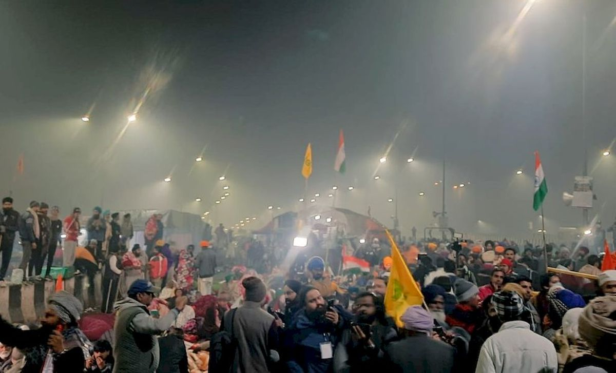 How All Protests Become 'Anti-National' When It's Against the Ruling BJP Government