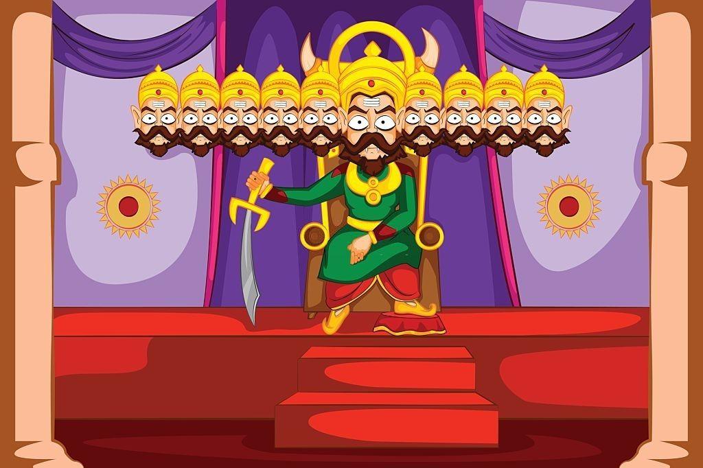 Ravana had seven great warriors sons