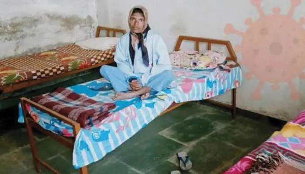 Sarada Devi has tested positive for Coronavirus at least 31 times