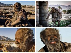 World's Dirtiest Man' Amou Haji, 87-Year-Old Man Who Hasn't Bathed In 67 Years