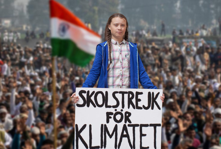 Greta Thunberg and Farmer's Protest Controversy in India, Everything You Wanted to Know