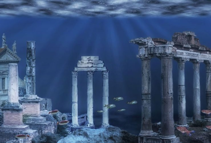 Is the Ancient Submerged City of Dwarka Real and Proof of Historical Krishna and Mahabharata