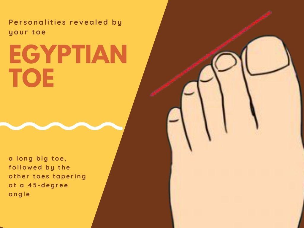 Egyptian Toe