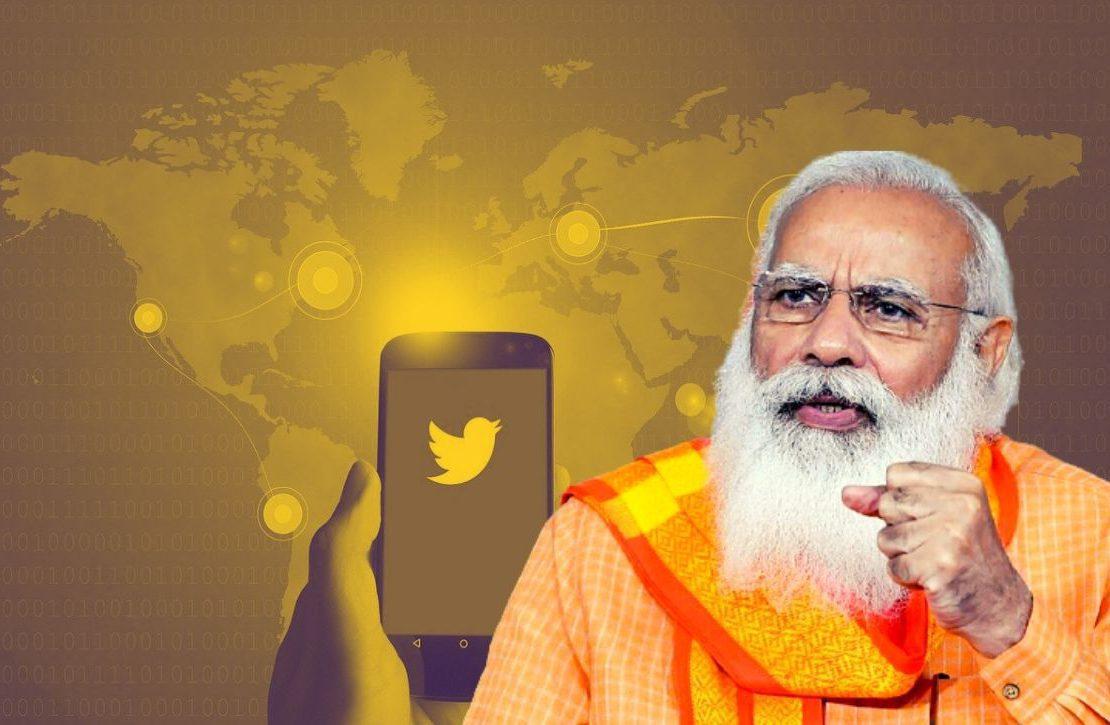 Modi Government vs Twitter