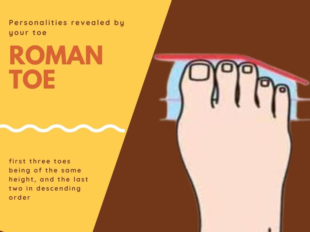 Roman Toe