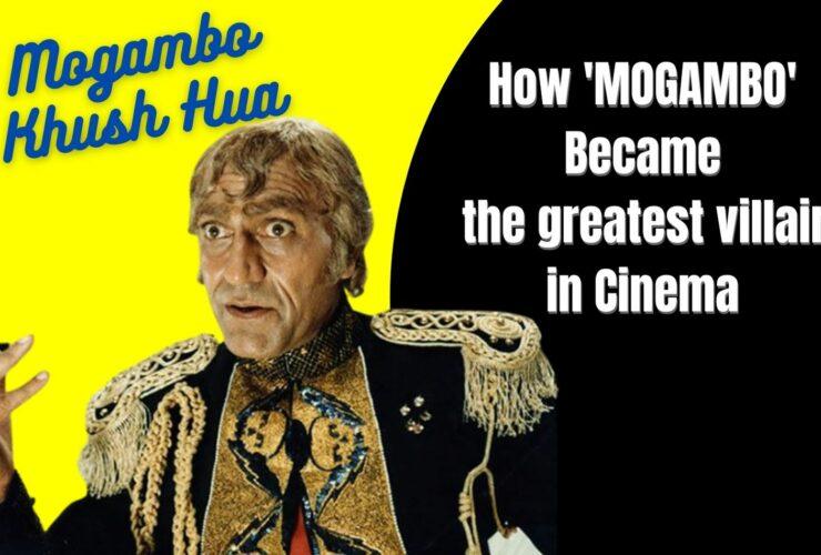 Mogambo Khush Hua- Amazing Story Behind The Iconic Dialogue From Mr. India Movie