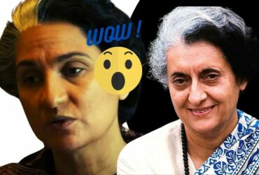 Lara Dutta Shares Video Showing How Prosthetics Transformed Her to Resemble Indira Gandhi