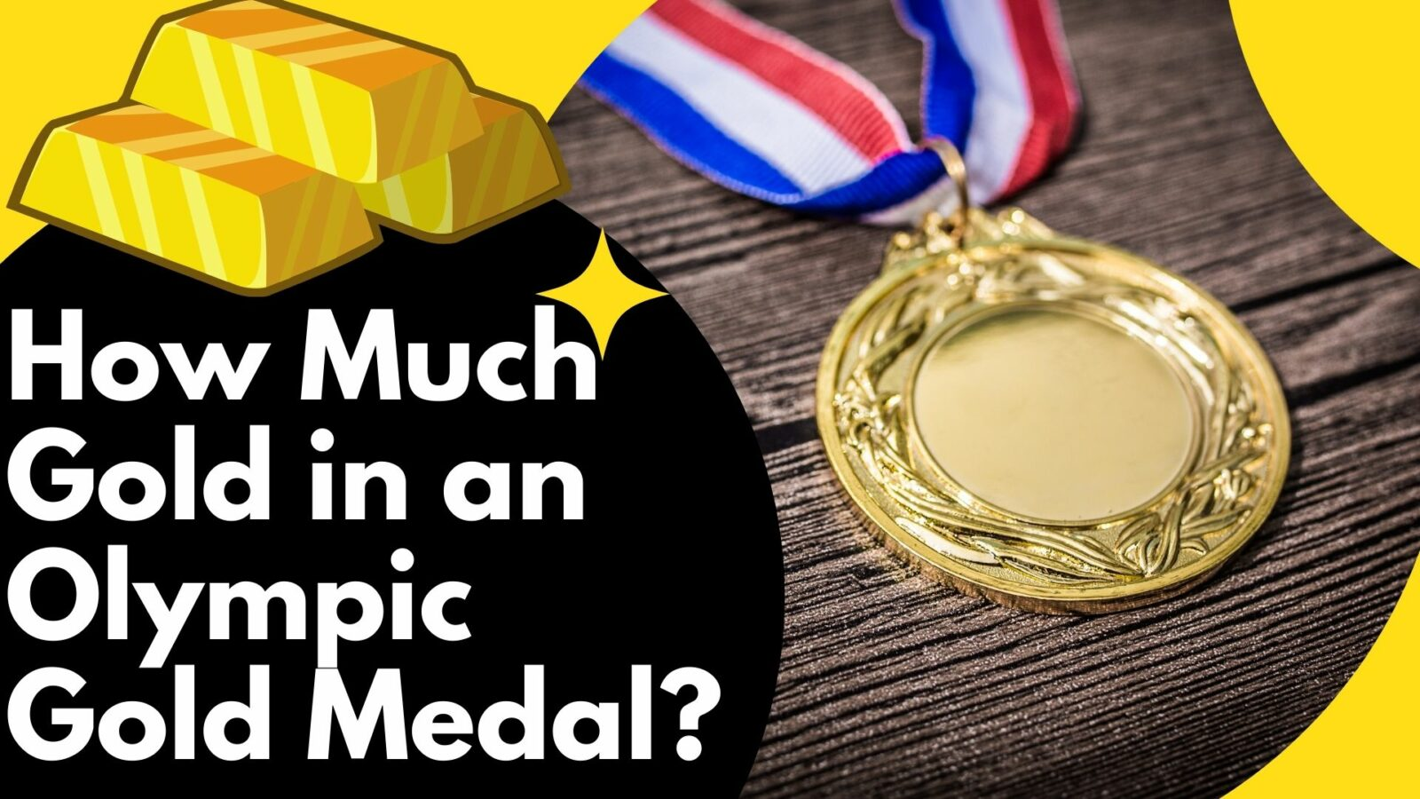 How Much Gold in an Olympic Gold Medal