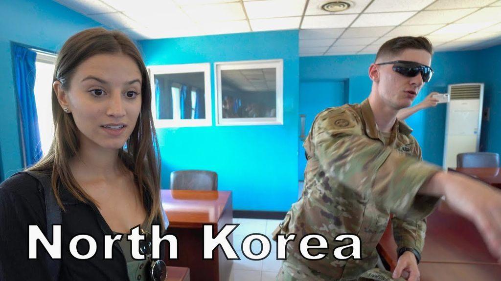 Visit to North Korea